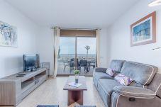 Apartamento en Empuriabrava - 0086-BLAUCEL Apartamento con vista al mar