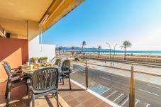 Apartament en Empuriabrava - 0084-BLAUCEL Apartament amb vista al mar