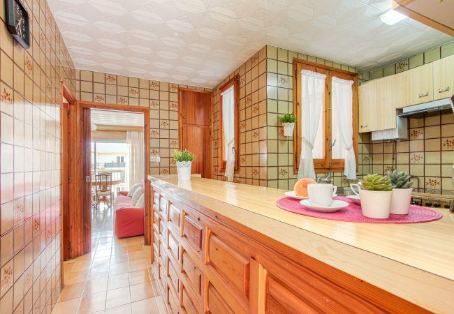 en Rosas / Roses - 2027-POETA MARQUINA Apartament amb 2 dormitoris