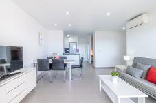 Apartament en Empuriabrava - 0175-PORT GREC Apartament amb WIFI, vistes al canal i al mar