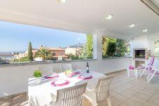 Villa in Rosas / Roses - 2029-GRECS Roses Haus mit WLAN, Smart TV,Garten und Parkplatz