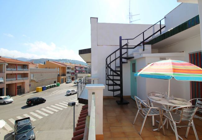Apartment in Rosas / Roses - 2027-POETA MARQUINA Apartment with 2 bedrooms